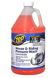 zep commercial house siding cleaner concentrate details