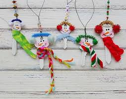30 Easy Handmade Christmas Craft And Decoration Ideas For Kids 22