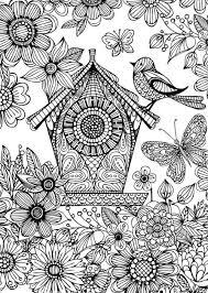 Bird House Spectrum Noir Colorista Marker Pad