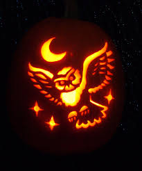 American Flag Pumpkin Carvings by Google Image Result For Http Www Floweringnightshade Com Images