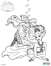 Coloring Download Hair Salon Pages Barbie The Pearl Princess 21 Printables
