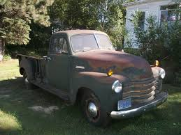 1951 Chevrolet 3800 LONG BOX Pickup For Sale