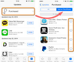 How to restore lost apps on iPhone