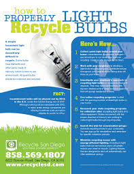 how to dispose of light bulbs with mercury iron