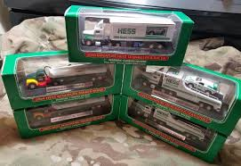 HESS MINIATURE TRUCK Lot 2004 2006 2001 - $12.50 | PicClick Amazoncom 2004 Hess Miniature Tanker Truck Toys Games Sport Utility Vehicle And Motorcycles Toy Kids Mini Hess Trucks Lot Of 12 All In Excellent Cdition Never Out Trucks Through The Years Newsday 1985 Bank 1933 Chevy Fuel Oil Delivery By 2008 Dump No Frontend Loader 50 Similar Items Toys Values Descriptions Review Mogo Youtube 2002 Airplane Carrier With Used Ford F250 4wd 34 Ton Pickup Truck For Sale In Pa 33117