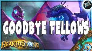 Dragon Priest Deck Hearthpwn by Hearthstone Time To Say Goodbye Inner Fire Dragon Priest Deck