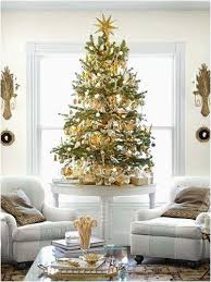 Revolving Christmas Tree Stand For Your House Table Top Trees Rotating Fiber Optic Tabletop