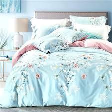 housse de couette linen chest couette couvre lit 100 coton tissus de luxe floral couvre lit