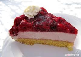 kuchen himbeer joghurt torte www backecke ch koch