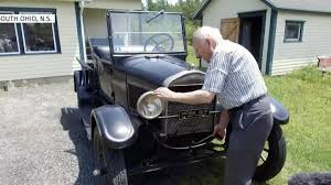 100 Ford Mini Truck This 87YearOld Man Has Owned And Driven The Same
