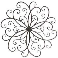 Get Rusty Round Scroll Metal Wall Decor Online Or Find Other Art Products From HobbyLobby