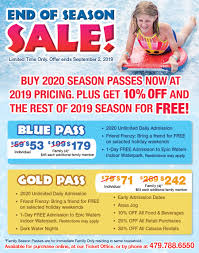 Parrot Island Waterpark :: Specials & Packages