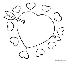 Coeur Amour Dessin