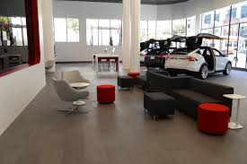 check out tesla s new san francisco store fortune