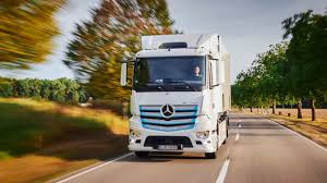 100 Safest Truck The New Actros