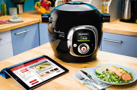 compte minute cuisine connectée cuiseur intelligent seb compte relier 50 des