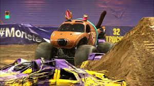 Monster Jam In Carrier Dome - Syracuse, NY 2014 - Full Show ...
