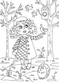 Click To See Printable Version Of Peppy In March Coloring Page