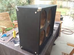 Ampeg V4 Cabinet For Bass by Ampeg V4 Cabinet Project Talkbass Com