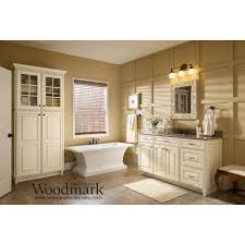 Furniture Cozy Room With White Cabinets By American Woodmark