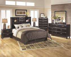 Black Leather Headboard California King by Buy Kira King Cal King Storage Headboard By Signature Design From