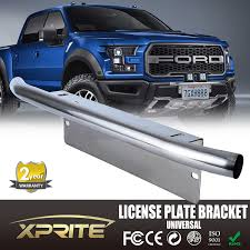 Buy Xprite Bull Bar Style Front Bumper License Plate Mount Bracket ... Cheap Light Bars For Trucks 28 Images 12 Quot Off Road Led China Dual Row 6000k 36w Cheap Led Light Bars Jeep Truck Offroad 617xrfbqq8l_sl10_jpg Jpeg Image 10 986 Pixels Scaled 10 Inch Single Bar Black Oak Ebay 1 Year Review Youtube For Tow Trucks Best Resource 42inch 200w Cree Work Light Bar Super Slim Spot Beam For Off 145inch 60w With Hola Ring Controller Wire Bar Brackets Jeep Wrangler Amazing Led In Amazoncom Amber Cover Ozusa Dual Row 36w 72w 180w Suppliers And Flashing With Car 12v 24