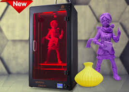Multifunction Rapid Prototype 3D Printing Machine Full Color Printer For Industry