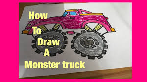 How To Draw A Monster Truck - YouTube Cartoon Drawing Monsters How To Draw To A Truck Tattoo Step By Tattoos Pop Culture Free A Monster Art For Kids Hub Pinterest Gift Monstertruckin Panddie On Deviantart Bold Inspiration Coloring Pages Printable Step Drawing Sheet Blaze From And The Machines Youtube By Drawn Grave Digger Dan Make Paper Diy Crafting 35 Amazing Truckoff Road Car Cboard