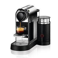 Amazon Nespresso C122 US CH NE Citiz Milk Espresso Machine Chrome Kitchen Dining