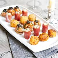 easy cheap canapes how to plan your menu food
