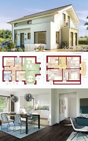 Modern Houseplans Modern House Plans With Open Floor And 4 Bedroom