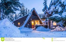 100 Whistler Tree House Light At Bc Canada Stock Image Image Of