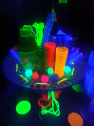 Neon New Years New Year s Party Ideas 3 of 93