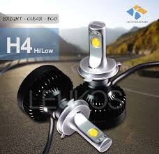 white h4 fog light bulb 12v 35 35w h4 halogen bulbs p43t