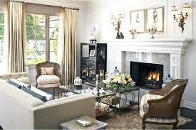 Houzz Living Room With Corner Fireplace Www Myfamilyliving Com