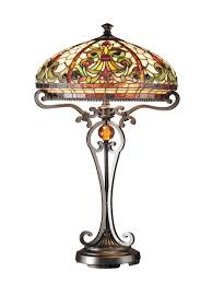 dale tiffany antiques roadshow boehme series tiffany table l