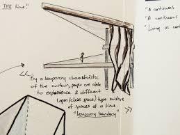 100 Wall Less House 5 1 Shigeru Ban Zoom In Sketch TEDUARCH