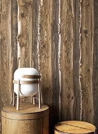 holztapete in braun beige schöne edle tapete im natur holz design moderne 3d optik für wohnzimmer schlafzimmer oder küche inklusive der