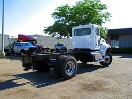 100 Truck Chassis 2012 Peterbilt 337 Medium Duty Cab For Sale 30700
