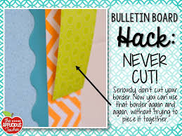 Bulletin Board Hack Never Cut Your Border