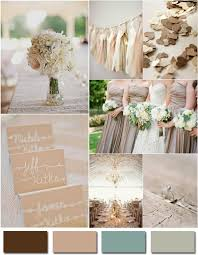 Neutral Theme Weddings