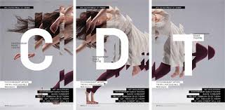 Sam Reed Contemporary Dance Theatre Posters Silver Award