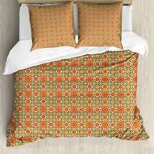 marokkanisch bettwäsche set vintage orientalische