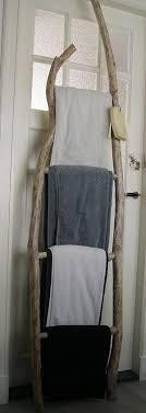 schöne idee für das badezimmer zum handtücher aufhängen