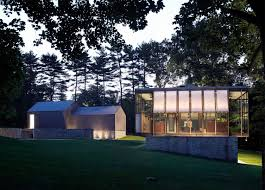 100 House And Home Pavillion Wiley Modern In New Canaan Connecticut By Philip Johnson