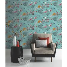 Tree Wall Decor Ebay by Beautiful Exotic And Tropical Birds Themed Wallpapers Feature Wall