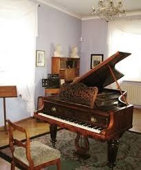 Robert Schumanns Music Room Zwickau Germany