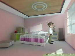 Image Titled Make Your Bedroom Look Girly Step 2