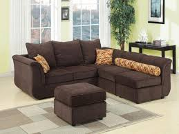 Poundex 3pc Sectional Sofa Set by Furniture King Hickory Sectional King Hickory Furniture Company