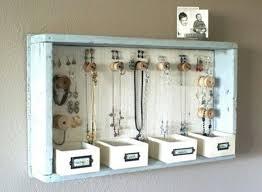 30 Clever Ways To Keep Your Jewelry Organized DisplaysJewellery BoxesDiy